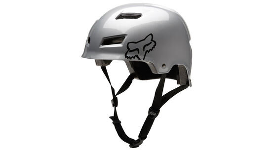 Fox Transition Hard Shell helme zilver